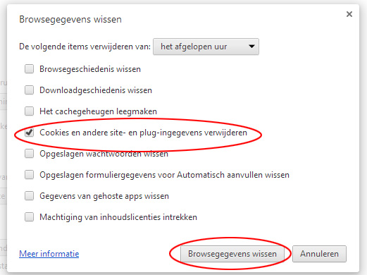 how to allow cookies on google chrome mac